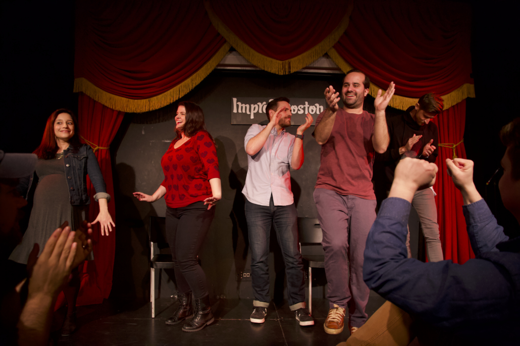 ImprovBoston – New England's Home for Comedy