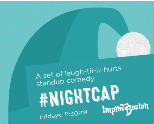 Featured image for 'Nightcap' – ImprovBoston